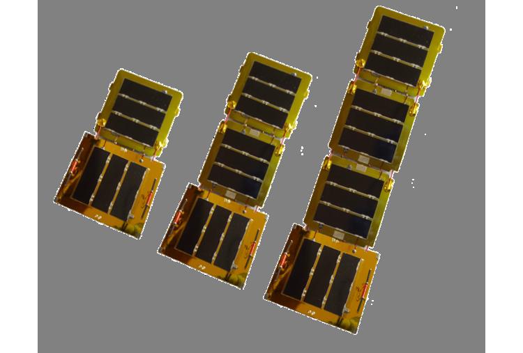 1U Deployable Solar Panels DSA/1A on satsearch