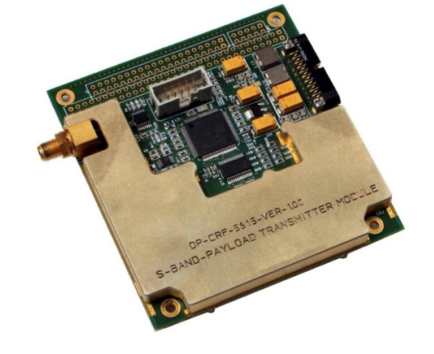 DP-CRF-5615 s band transmitter on satsearch