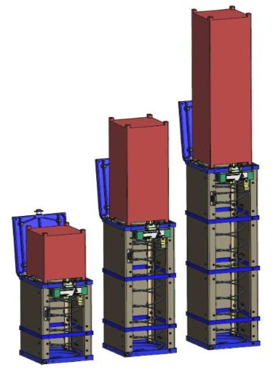 astrofein cubesat deployer on satsearch