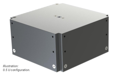STARLING CubeSat Warm Gas Thruster on satsearch