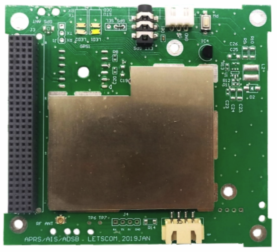 heliox cosmos Double-A APRS AIS Module on satsearch