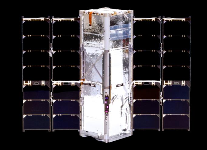 Blue Canyon Technologies 3U Solar Array on satsearch