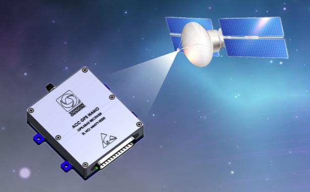 Accord ACC-GPS-NANO-DR Dual Redundant GPS SBAS Receiver on satsearch