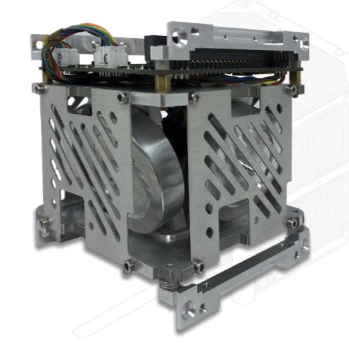 sputnix reaction wheels module on satsearch